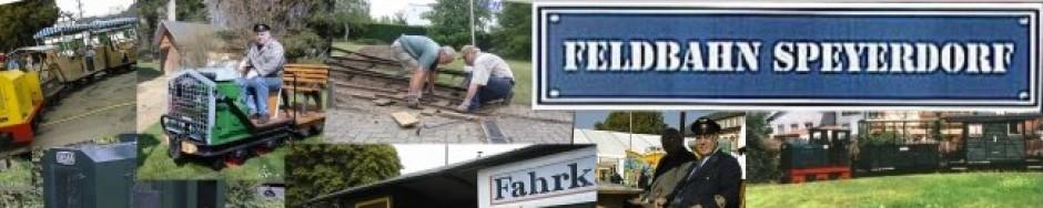 Feldbahn Speyerdorf